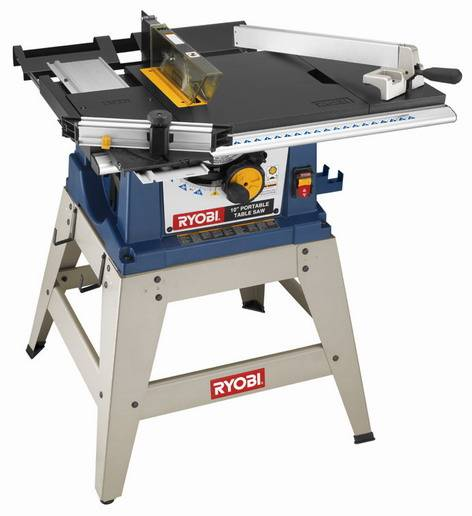 New jobsite table saw page 2 tools equipment for 10 table saw ryobi